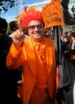 The Letter O: Orange