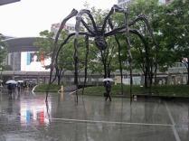 Big Metal Spider