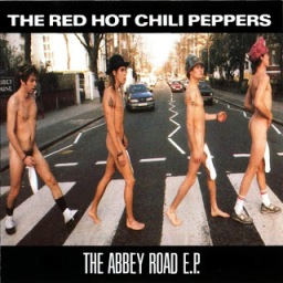 red hot chili peppers-the abbey road (ep)-emi-160888