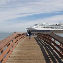 Ocean Liners In San Francisco