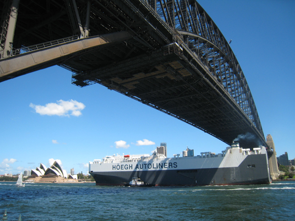 Tankers In Sydney