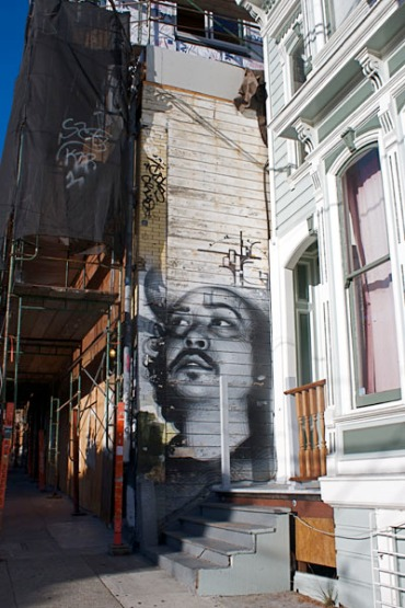 At Fillmore and Lower Haight