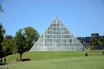 Tropical Pyramid, Royal Botanic Gardens