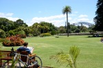 A Lazy Afternoon, Royal Botanic Gardens