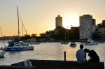 Sunset at Lavender Bay