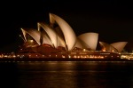 Opera House, Night
