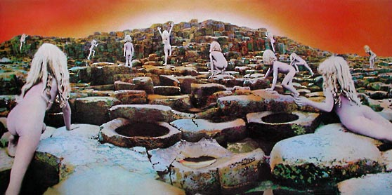 Led Zeppelin - Houses Of The Holy (Spread)