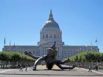 Three Heads, Three Arms, San Francisco