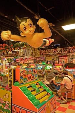 Astro Boy in Odaiba