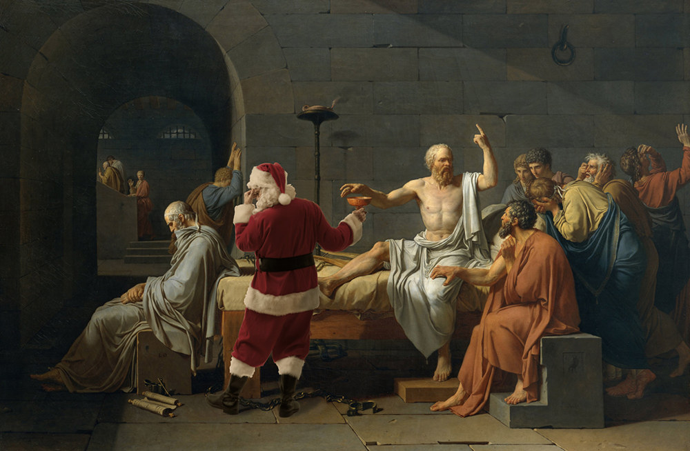 the death of socrates jacques louis david essay