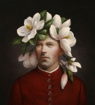 Man With Magnolias