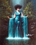 The Water Shawl