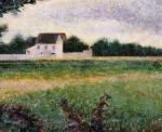Landscape Of The Ile De France