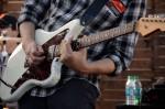 Guitarist Michael Papenburg plays a mean slide guitar.