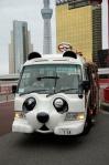 Cute Asakusa Shopper's Shuttle, Tokyo