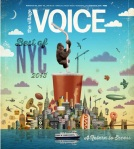 Best of NYV Cover (for THe Village Voice)