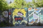 Fence Blob, Lilac Street