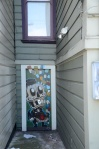 Doorway on 21st St. near Mission #1
