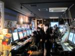 Gaming halls were popular, even with businessmen on a Friday afternoon