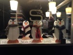 Penguins on 24th Street, Noe Valley