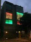 Red and Green Residence, Corbett Street, Upper Market