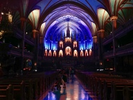 Altar @ Notre-Dame Basilica